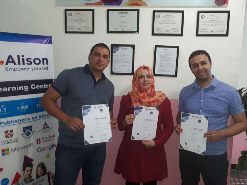 Hani Gharbi, Sabrina Bassir, Ilyes Boushaba
