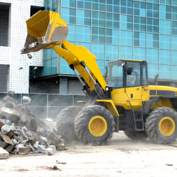 Health & Safety - Risks and Safety in Demolition Work