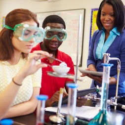 Safety and Health in the Science Laboratory for Teachers