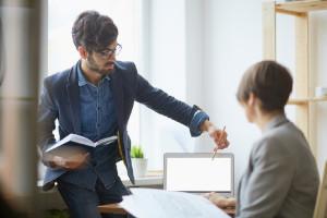 Supervisión de Habilidades de Gestión de rendimiento de empleado