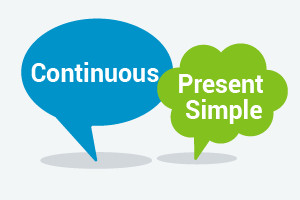 English Course - Present Simple and Continuous (Elementary level)