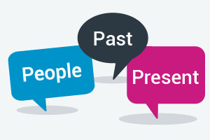 English Course - People, Past and Present (Elementary level)