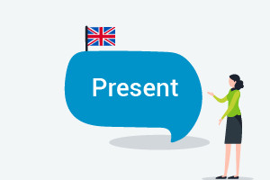 English Course - Information in the Present (Elementary level)