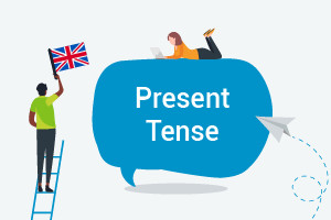 English Grammar - Present Tense (Intermediate level)