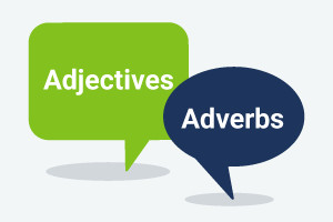 La gramática inglesa-Adjectives & adverbios (nivel intermedio)