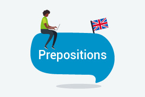 English Grammar - Prepositions (Intermediate level)