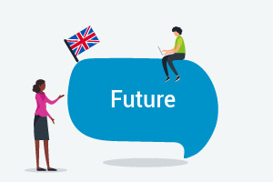 English Grammar - Future (Intermediate level)