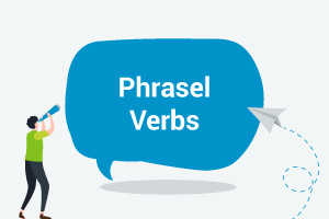 English Grammar - Phrasal Verbs (Intermediate level)