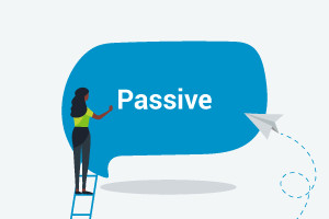 English Grammar - Passive Speech (Intermediate level)