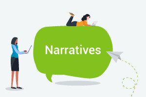 English Course - Narratives (Upper-Intermediate Level)