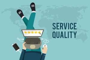 Introduction à Service Quality for Service Industries-Révisé 2018