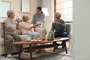 Caregiving Skills - Dementia Care - Revised