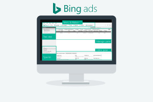 Bing Ads Advanced Features et Ads Editor-Révisé