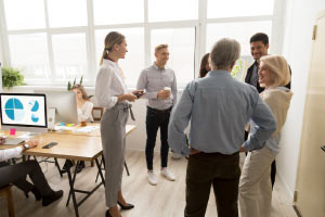 Les compétences en réseautage personnel / commercial Pour plus de succès !