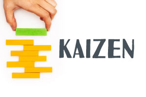 Kaizen Approach - Lean Methodology for Continuous Improvement