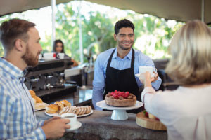 Inglês for Tourism-Restaurant Service-Revista