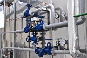 Génie industriel-Contrôle de la valve de contrôle