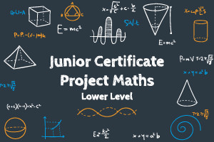 Junior Certificate Project Maths - Ordinary Level - Revised