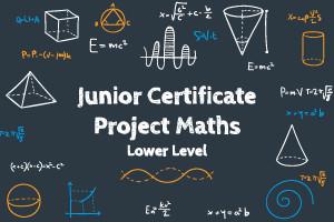Maths de projet de certificat junior-Niveau ordinaire-Révisé