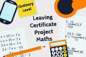 Leaving Certificate Project Maths - Livello Ordinario - Revised