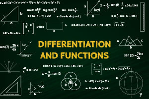 Differentiation and Functions in Mathematics - Revised
