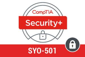CompTIA Segurança + (Exame SYO-501)