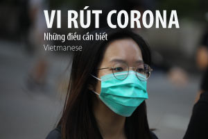 Coronavirus - Những điều cần biết