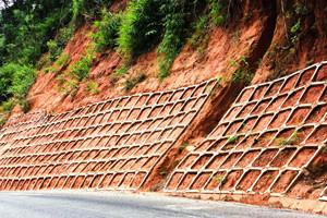 Ingegneria della conservazione del suolo e dell'acqua - Misure avanzate di controllo Erosione