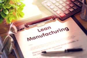 Lean Manufacturing and the Kanban System