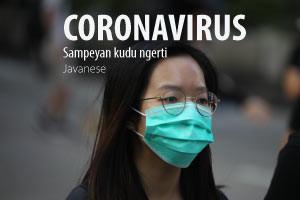 Coronavirus - Sampeyan kudu ngerti
