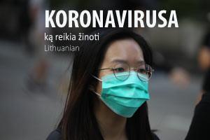 Virtualūs kursai apie koronavirusą