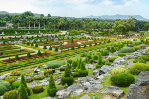 Landscape Architecture and Site Planning - Historical Landscape Styles
