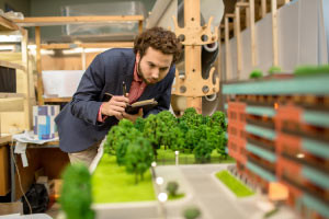 Architettura del paesaggio e pianificazione del sito - Landform e Planting Design