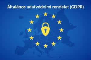 Általános adatvédelmi rendelet (GDPR)