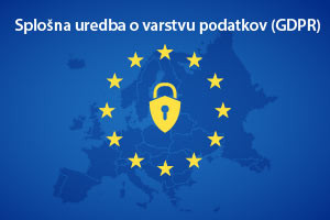 Splošna uredba o varstvu podatkov (GDPR)