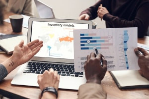 Introduction to Forecasting Methods and Inventory Models