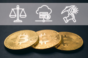Cryptocurrency: Legalities, Storing and Mining