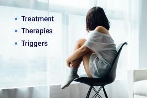 Depressão: Tratamento, Terapias e Triggers