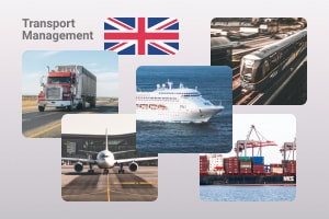 Transport Management in the UK: Road, Rail, Waterways, Ports and Airports