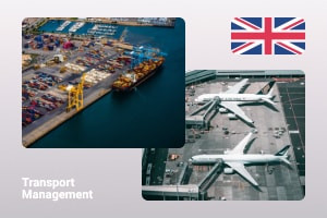 Transport Management in the UK: Ports and Airlines