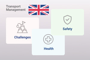 Transport Management in the UK: Challenges, Health and Safety