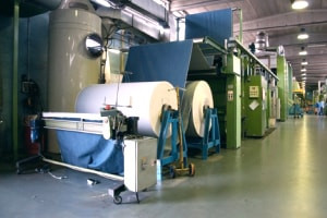 Diploma in Textile Finishing