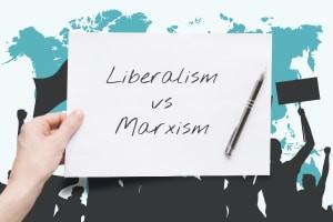 Ideologie Politiche: Liberalismo contro marxismo