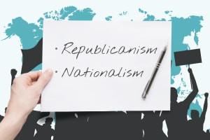 Idéologies politiques: Nationalisme et républicanisme