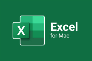 Introduction to Excel for Mac