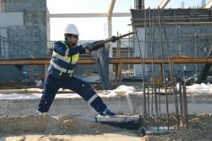 Segurança da Construção e Saúde