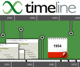 XTimeline - Creating Timelines on the Web