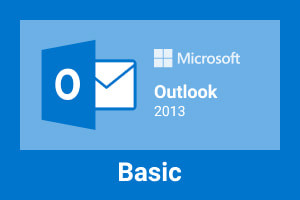 MS Outlook 2013 Basic