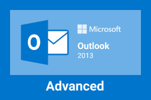 MS Outlook 2013 Advanced