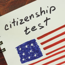 U.S. Citizenship Test Preparation